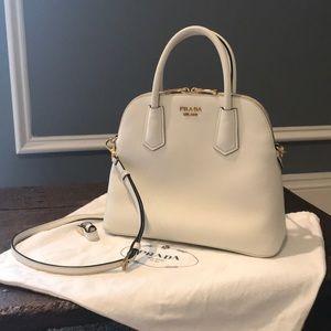 Prada Satchel Dome handbag